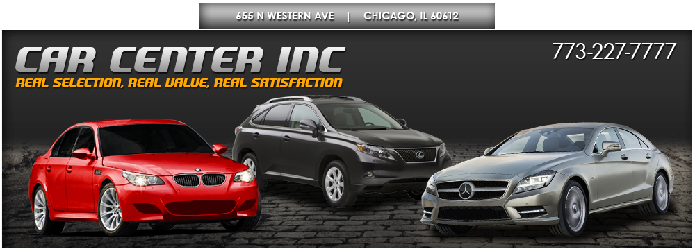 Car Center Inc 655 N Western Ave Chicago Il 60612 Found At